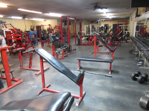 Bakersfield Gym with Personal Trainer