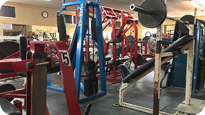 Bakersfield Fitness Center
