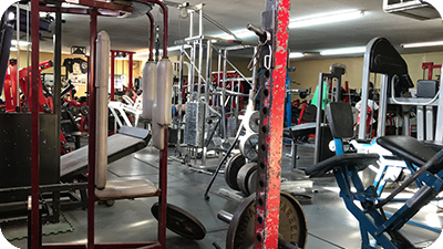 Strength Training Gym